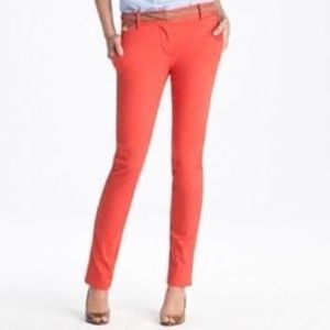 J Crew Nantucket Red Bennet Chino